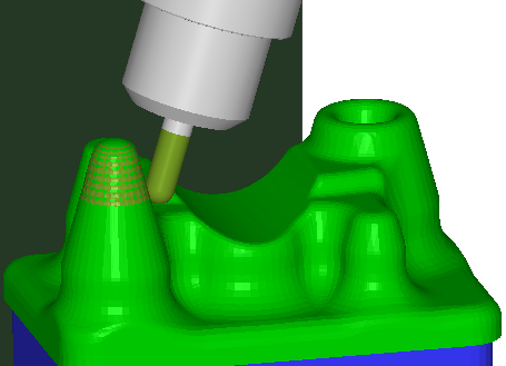 3 to 5 axis cycle